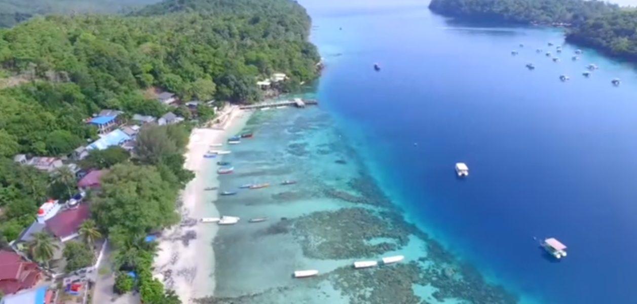 sabang weh island tour package