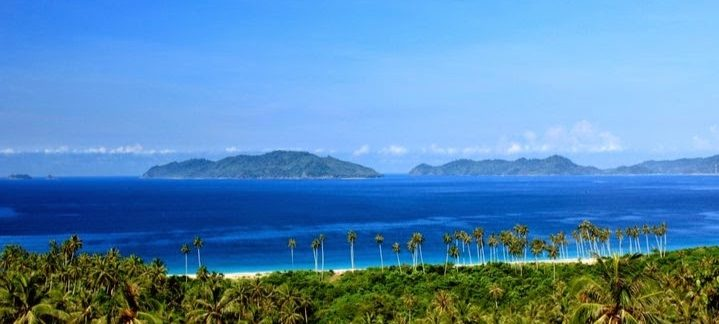 one day tour Pulau Aceh